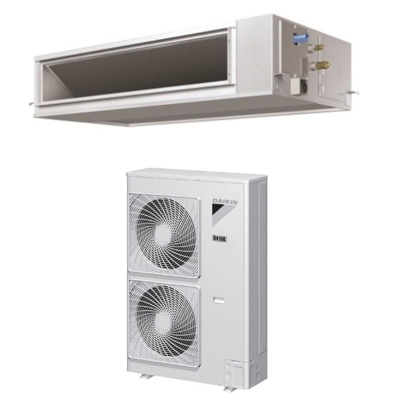 Daikin 42 000 Btu 16 0 Seer Heat Pump Amp Air Conditioner