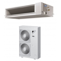 Daikin 36,000 btu 17.5 SEER Heat Pump & Air Conditioner Ductless Mini Split FBQ36PVJU / RZQ36PVJU9