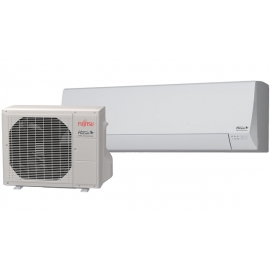 Fujitsu 9RLS3 9,000 BTU 33 SEER Heat Pump & Air Conditioner Ductless Mini Split ASU9RLS3 / AOU9RLS3