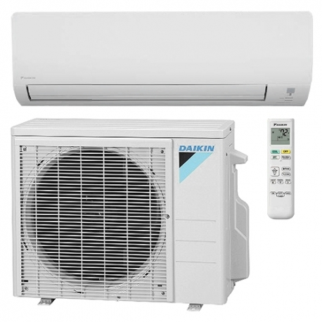 Daikin 12,000 btu 19 SEER Cooling Only Mini Split Air Conditioner FTK12NMVJU / RK12NMVJU