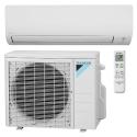 Daikin 9,000 btu 19 SEER Cooling Only Ductless Mini Split Air Conditioner FTK09NMVJU / RK09NMVJU