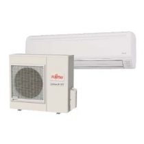 Fujitsu 24RLXFW 24,000 BTU 18.0 SEER Heat Pump & Air Conditioner Ductless Mini Split ASU24RLF / AOU24RLXFW