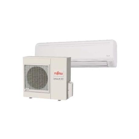 Fujitsu 30RLXB 30,000 BTU 16.5 SEER Heat Pump & Air Conditioner Ductless Mini Split ASU30RLXB / AOU30RLXB