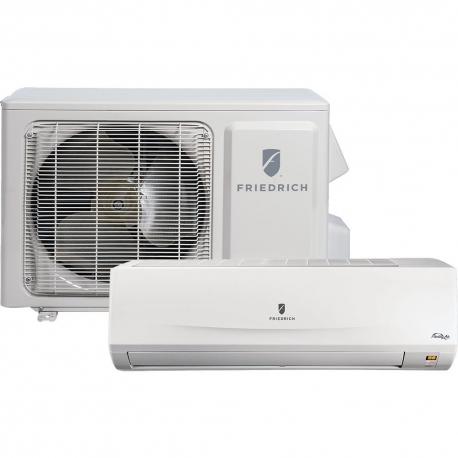 Friedrich MM09YJ 9,000 btu 16 SEER Heat Pump & Air Conditioner Ductless Mini Split MRM09Y1J / MWM09Y1J - 115V