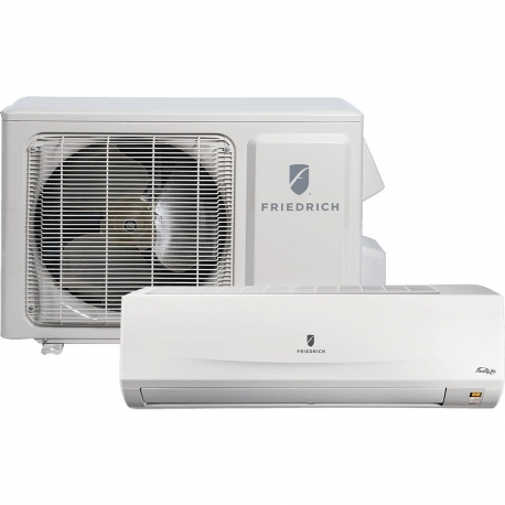 Friedrich 9,000 btu 16 SEER Heat Pump & Air Conditioner Ductless Mini Split MRM09Y1J / MWM09Y1J MM09YJ - 115V