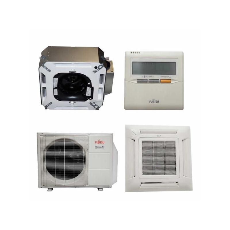Fujitsu 18RLFCC 18,000 BTU 20.1 SEER Heat & Air ...