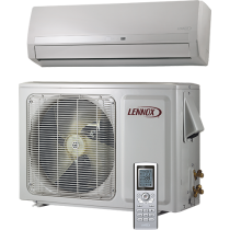 Lennox MS8-HI-09P1A / MS8-HO-09P1A Ductless Mini-Split Heat Pump Single Zone, 0.75 Ton, R-410A