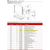 Fujitsu COMPRESSOR Part K9317619004