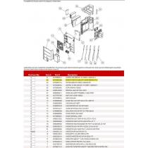 FUJITSU K9709902004 POWER FILTER PCB 48RLXFZ* K09CR-0900HUE-FL0