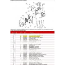 FUJITSU K9709901014 PCB 48RLXFZ1 K0IPM 9CQ-1200HUE-TR1