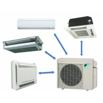 Daikin MXS Multi-Zone Systems